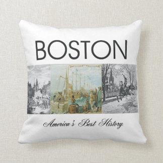 ABH Boston Throw Pillow
