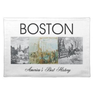 ABH Boston Cloth Placemat