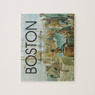 ABH Boston Jigsaw Puzzle