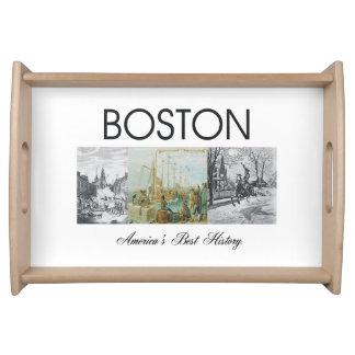 ABH Boston Serving Tray