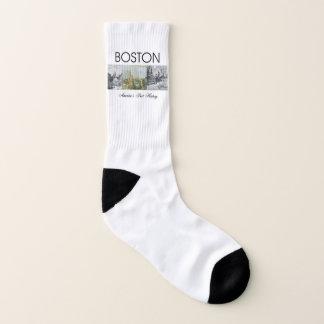 ABH Boston Socks