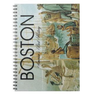 ABH Boston Spiral Notebook