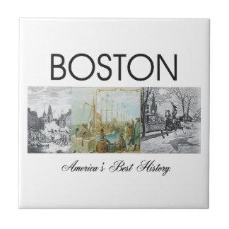 ABH Boston Small Square Tile
