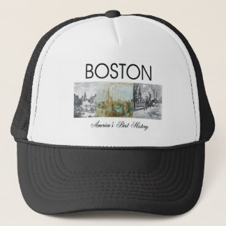 ABH Boston Trucker Hat
