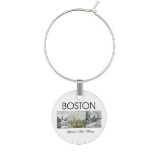 ABH Boston Wine Charm