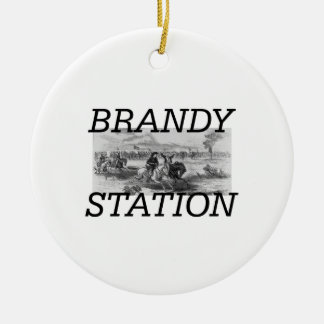 ABH Brandy Station Ceramic Ornament