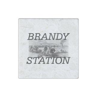 ABH Brandy Station Stone Magnet