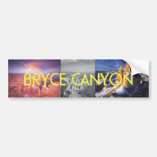 ABH Bryce Canyon Bumper Sticker