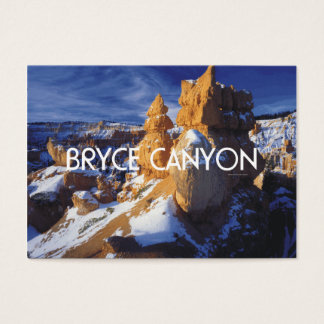 ABH Bryce Canyon Business Card