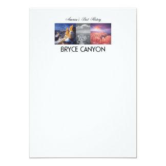 ABH Bryce Canyon 5x7 Paper Invitation Card