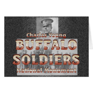 ABH Buffalo Soldiers Card
