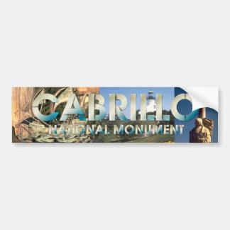 ABH Cabrillo Bumper Sticker