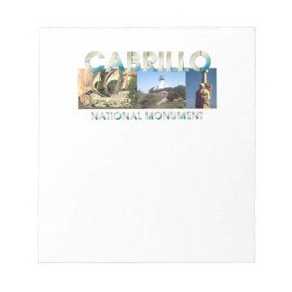 ABH Cabrillo Note Pad