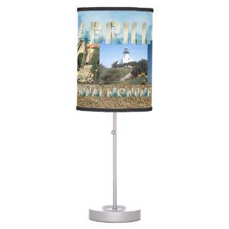 ABH Cabrillo Table Lamp