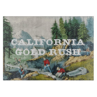 ABH California Gold Rush Cutting Board