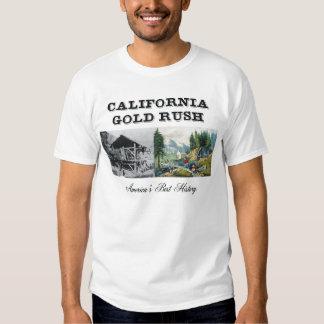 ABH California Gold Rush T Shirt