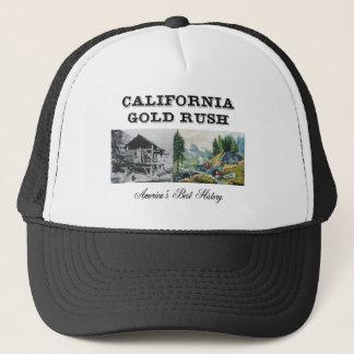 ABH California Gold Rush Trucker Hat