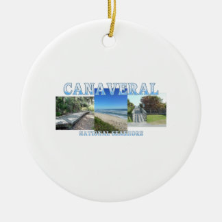 ABH Canaveral NS Ceramic Ornament