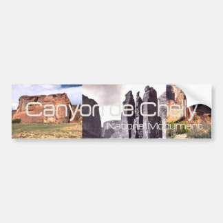 ABH Canyon de Chelly Car Bumper Sticker