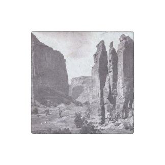 ABH Canyon de Chelly Stone Magnet