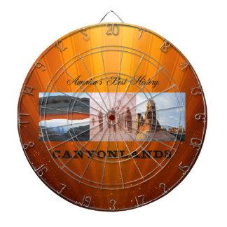 ABH Canyonlands Dartboard