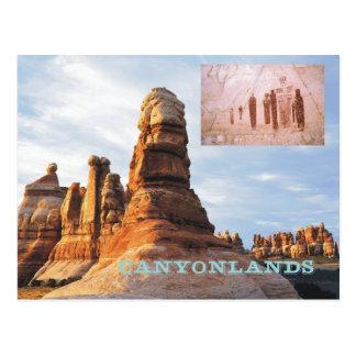 ABH Canyonlands Tarjeta Postal