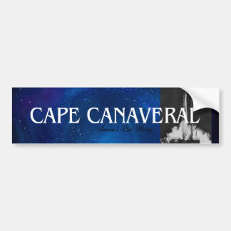 ABH Cape Canaveral Bumper Sticker