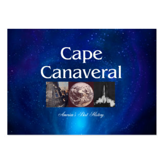 ABH Cape Canaveral Business Card Template