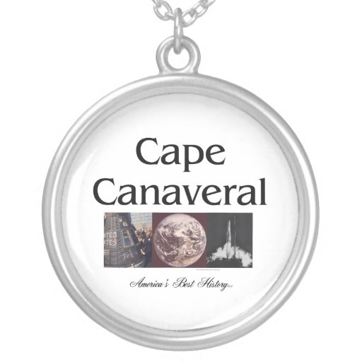 ABH Cape Canaveral Custom Necklace