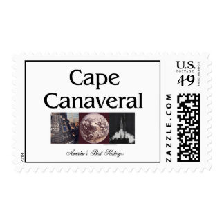ABH Cape Canaveral Postage