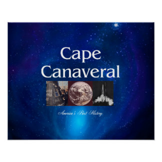 ABH Cape Canaveral Poster