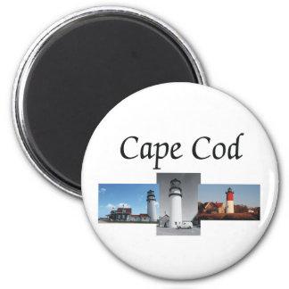 ABH Cape Cod 2 Inch Round Magnet