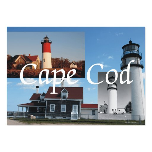 ABH Cape Cod Business Cards