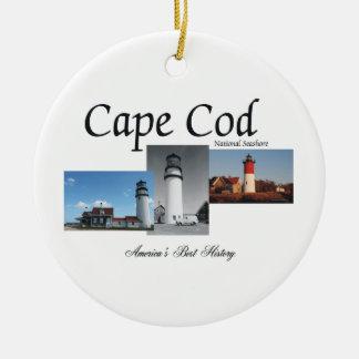 ABH Cape Cod Ornamento Para Arbol De Navidad