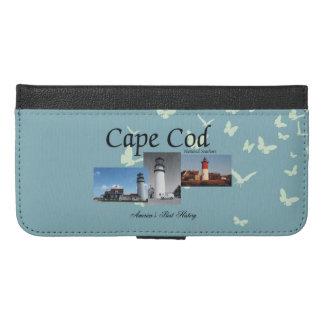 ABH Cape Cod iPhone 6/6s Plus Wallet Case