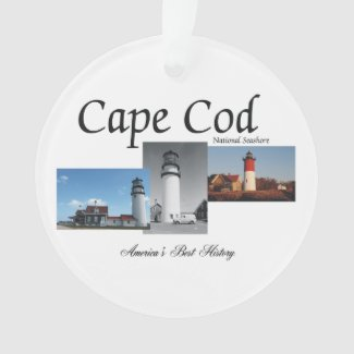 ABH Cape Cod Ornament