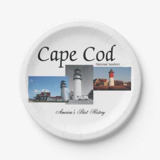 ABH Cape Cod Paper Plate
