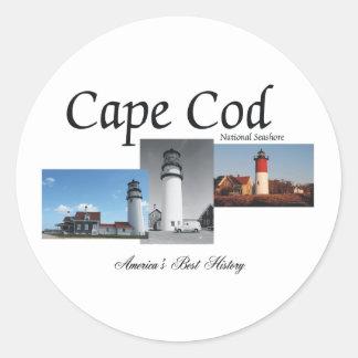ABH Cape Cod Pegatina