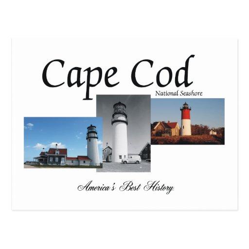 ABH Cape Cod Post Card