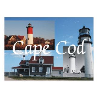 ABH Cape Cod Tarjetas De Visita Grandes