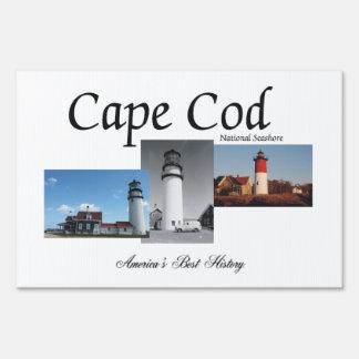 ABH Cape Code Sign