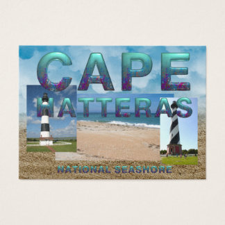 ABH Cape Hatteras Business Card