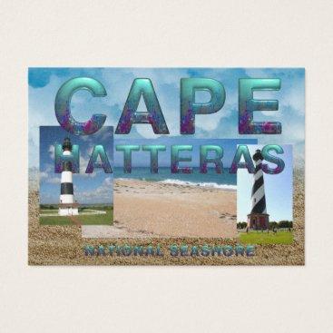 ABH Cape Hatteras Business Card