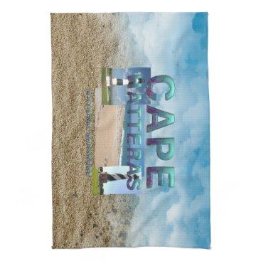 ABH Cape Hatteras Kitchen Towel