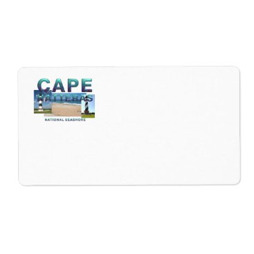 ABH Cape Hatteras Label