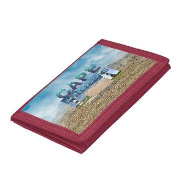 ABH Cape Hatteras Tri-fold Wallets