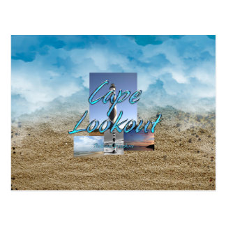 ABH Cape Lookout NS Postcard