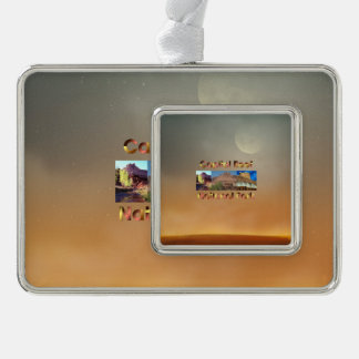 ABH Capitol Reef Christmas Ornament