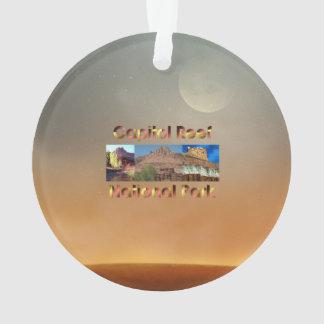 ABH Capitol Reef Ornament
