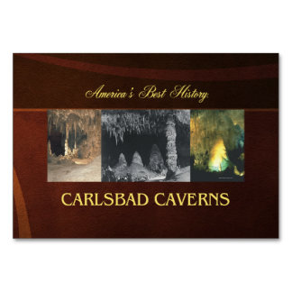 ABH Carlsbad Caverns Card